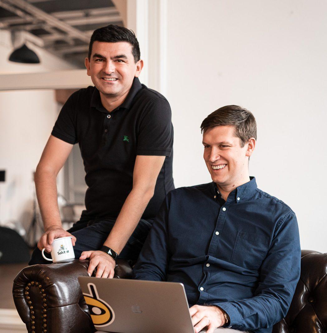 Wywiad z zespołem Solvbot dla mamstartup.pl